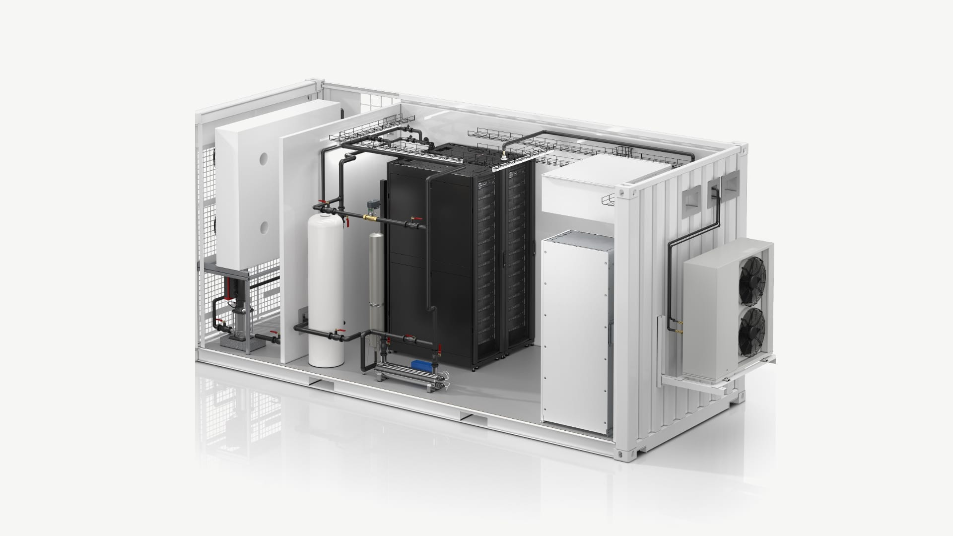 Schneider Electric Announces Industry-First, All-In-One Liquid Cooled, EcoStruxure™ Modular Data Center